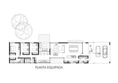 Image 16 of 24 from gallery of Linear House / Roberto Benito. Plan