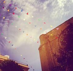 #closetteintheworld barcelona baloons