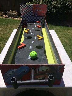 Beginner Projects For DIY Woodworkers Halloween Carnival Games, Diy Carnival Games, Fall Carnival, School Carnival, Diy Games, Party Games, Garden Games, Backyard Games, Outdoor Games