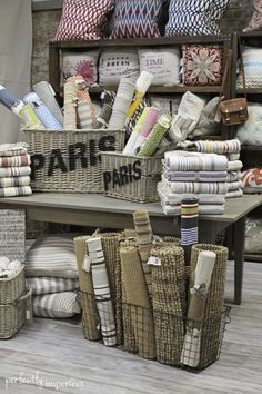 Vintage Market | shop displays | perfectly imperfect