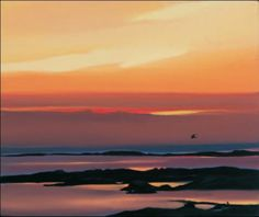 Sunset And Flight Limited Edition by Pam Carter at Art.com