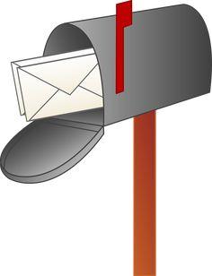 mailbox cartoon character vector clip art image clip art rh pinterest co uk clip art mailboxes free clip art mailboxes free