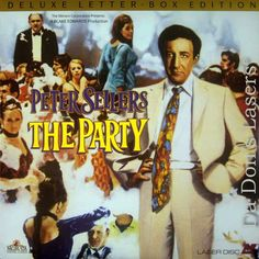The Party, Peter Sellers