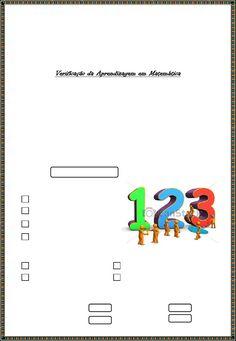 Avaliação de Matematica - 3 Ano