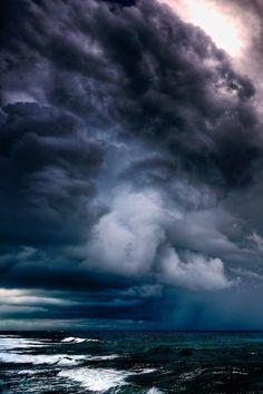 #tempestade #thunderstorm #nuvens