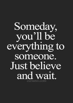 Someday a guy like you