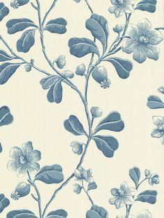 The Little Greene Paint Company Broadwick St. Wallpaper, 0251BRBALSA