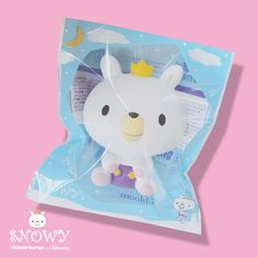 Deliteful Boutique and Ibloom collaboration --> Snowy the bear <3…