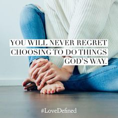 Discover God's best for your romantic relationships. #lovedefinedbook