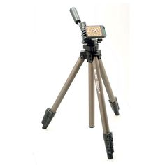 We used a tripod attached to our camera as this helped us create different types of shots to meet the mark scheme criteria, for example, we could hold a shot steady by using a tripod, alternatively we could also use it to create pan movements.