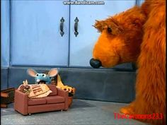 30 Best Where In The Big Blue House Images Big Blue House Bear Bears