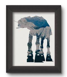 Star Wars Printable Art - Star Wars Kids Art - Star Wars Instant Download - Printable Nursery Art - Star Wars Digital Prints