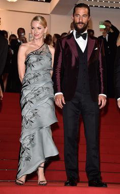 Naomi Watts & Matthew McConaughey from Stars at the 2015 Cannes Film Festival | E! Online