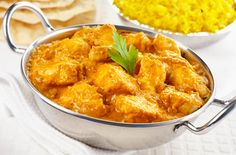 Chicken korma ---Indian dish