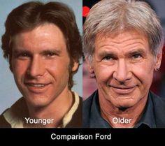 Comparison Ford ahahah