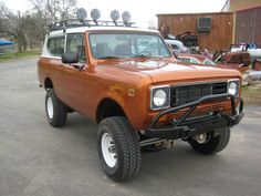 International Harvester : Scout 2 Door