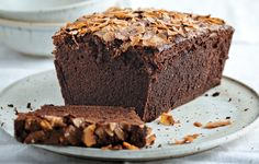 Chocolate-Coconut Pound Cake The fragrant richness of coconut oil and the tenderizing power of buttermilk make this the ultimate chocolate pound cake.