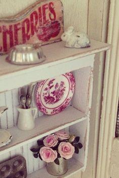 Dollhouse miniatures 1:12 my kitchen