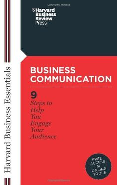 Business Communication (Harvard Business Essentials) by Harvard Business School Press