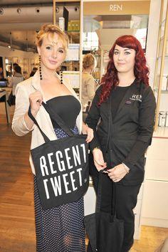 #RegentTweet 2012