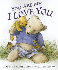 You are my I Love You~Such a sweet book for a little one!