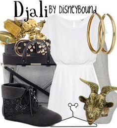 Djali [The Hunchback of Notre Dame]