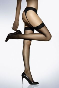 03ab10d91 Wolford Individual 10 Stockings – Sugar Cookies NYC Elastic Stockings