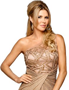 RHOBH Brandi Glanville Says Photo Posted to Best a Blackmailing Ex, Not for Inspiration