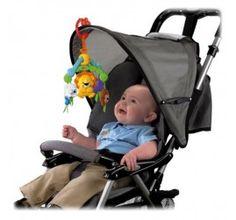 Bu Mini Dönence hem rahatlıkla taşınabilir, hem de bebek arabasına kolayca takılabilir.  Birbirinden bağımsız olarak dönebilen iki kolu üzerinde 4 adet asılı karakter ve yumuşak kurdeleler mevcuttur.