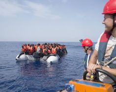 Sea-Eye: Rettungsaktion am 12.6.16
