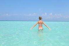 Maafushi, Maldives travel post now up on Chasing Chelsey.