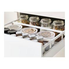 1000 images about cuisine ikea on pinterest cuisine - Rangement coulissant cuisine ikea ...