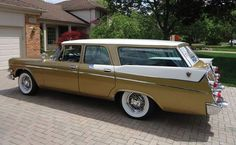 looking for a 1957-58 dodge, plymouth or chrysler station wagon. please email what you have and your phone number. not looking for 2 or 4 door sedans........wagons only.