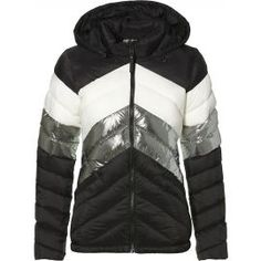 Dámské zimní bundy | sportisimo.cz Touring, Nike Jacket, Chevron, Winter Jackets, Stylish, Sport, Fashion, Wraps, Jackets