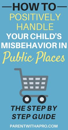 Tantrums and whining in public are no fun. Learn how to handle misbehavior when you're not at home | Parenting tips | Parent with a Pro