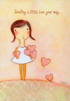 Sending a little love your way!