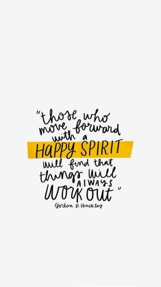 Manifest happiness today!