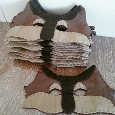 Máscara Lobo Mau