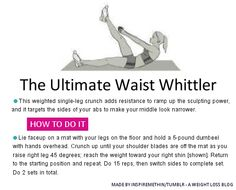 Ultimate Waist Whittler