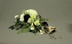 Flower Decorations, Funeral, Floral Wreath, Gardening, Wreaths, Flowers, How To Make, Handmade, Etsy