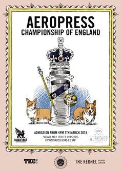 2015 English Aeropress Championship