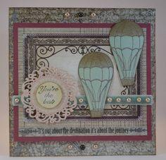 Heartfelt Creations card from Create & Craft
