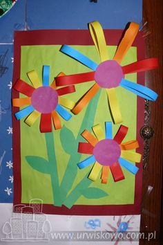 """Kwiaty z papieru ~ """"URWISKOWO"""""""