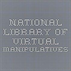 National Library of Virtual Manipulatives