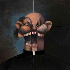 Priest by George Condo