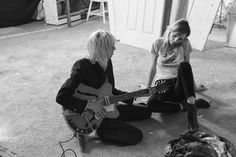 HEDI SLIMANE DIARY, STAZ WITH HER BEST FRIEND, SAINT LAURENT GIRL, LILI SUMNER.