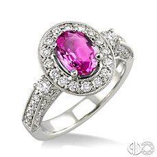 40522NAFRPSPWG   Pink Sapphire