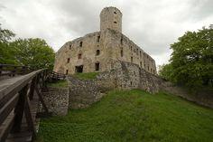 Castle Lipowiec, Poland