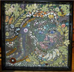 mosaic tray designs | PieceMaker Mosaic Artists: And the winner is....