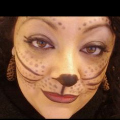 Cat make-up